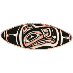 Native Eagle Hair Clip