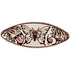 Native Butterfly Hair Clip