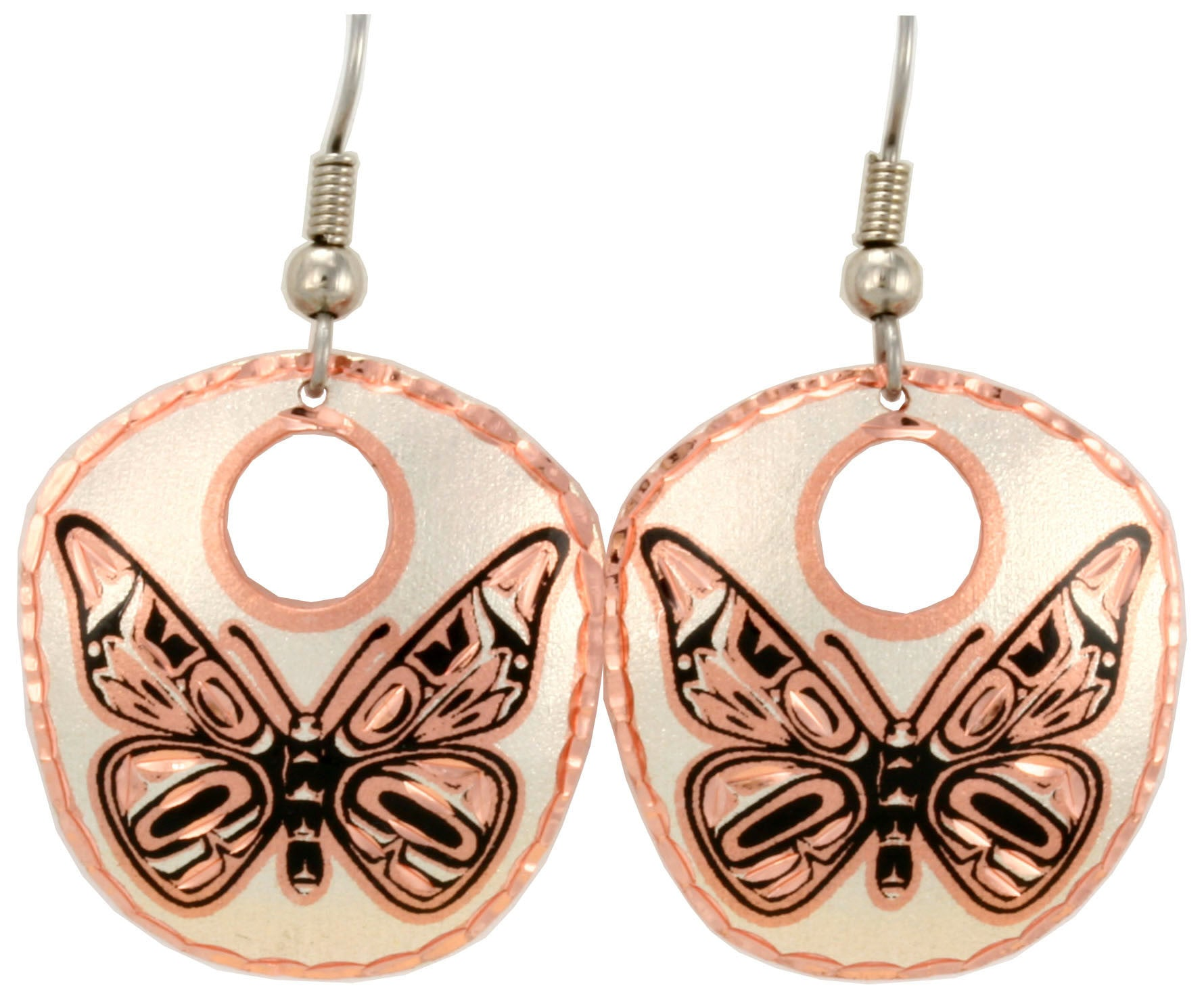 Native Butterfly K Series Earrings