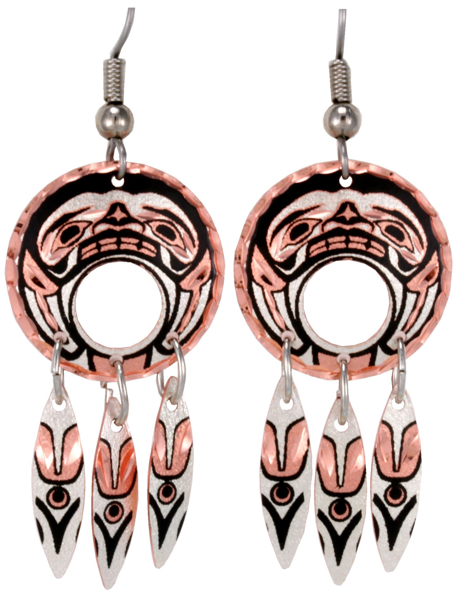 Native Bear K Series Earrings