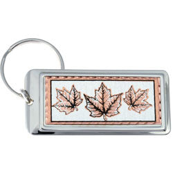 Maple Leaf Key Holder