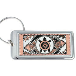 Native Turtle Key Holder