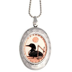 Loon Locket