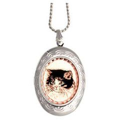 Cat Locket