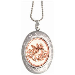 Hummingbird Locket