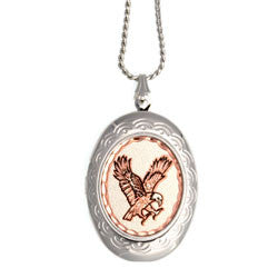 Eagle Locket