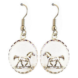 Horse M Series Earrings