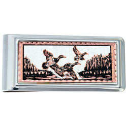 Loon Money Clip Rectangular