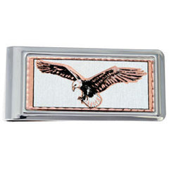 Eagle Money Clip Rectangular