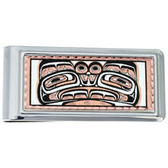 Native Design Money Clip Rectangular
