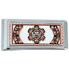 Native Sun Money Clip Rectangular