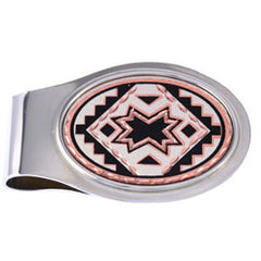 Native Design Money Clip