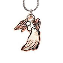 Angel Copper Necklace