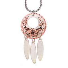 Butterfly K Series Necklace
