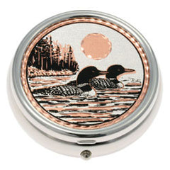 Loon Pill Box