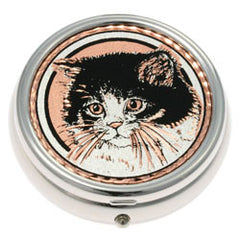 Cat Pill Box