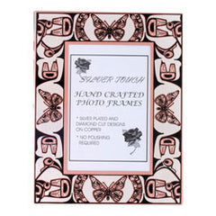 Native Butterfly Photo Frame