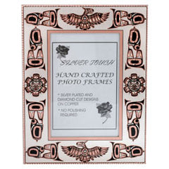 Native Thunderbird Photo Frame