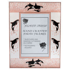 Killer Whale Photo Frame