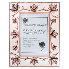 Maple Leaf Photo Frame
