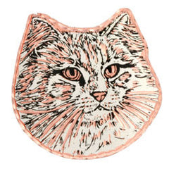 Cat Copper Pin