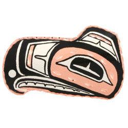 Native Eagle Copper Pin