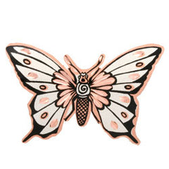 Native Butterfly Copper Pin