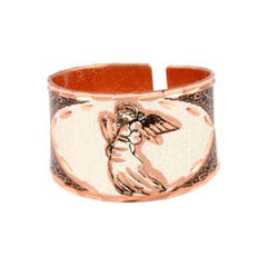 Angel Copper Ring - Oscardo