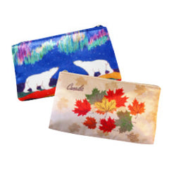 Printed Zippered Bags