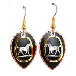 Horse SH Series Earrings