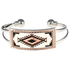 Native Design Wire Bracelet
