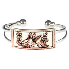 Hummingbird Wire Bracelet