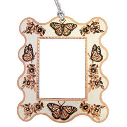 Butterfly Photo Frame Ornament
