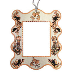 Christmas Photo Frame Ornament