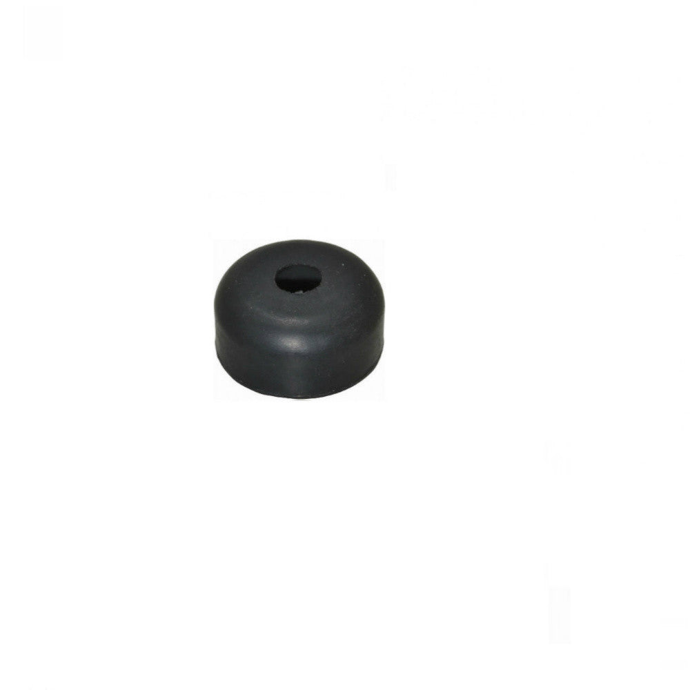 "1"" * 1/2"" Recessed Rubber Bumper Feet + Metal Washer - Rubberfeetwarehouse - 1"