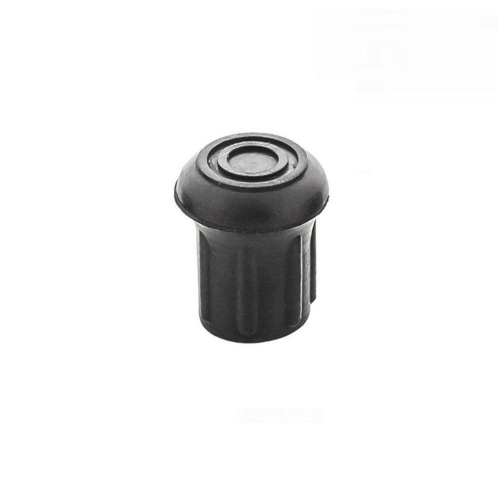"3/4"" Rubber Tip/End/Feet For Cane,Crutch,or Walkers - Rubberfeetwarehouse - 1"