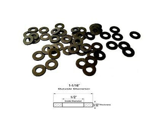 Rubber Washers - Rubberfeetwarehouse