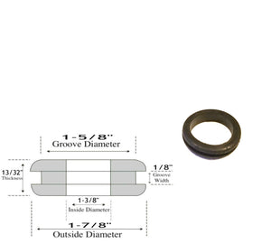 Rubber Grommet - Rubberfeetwarehouse