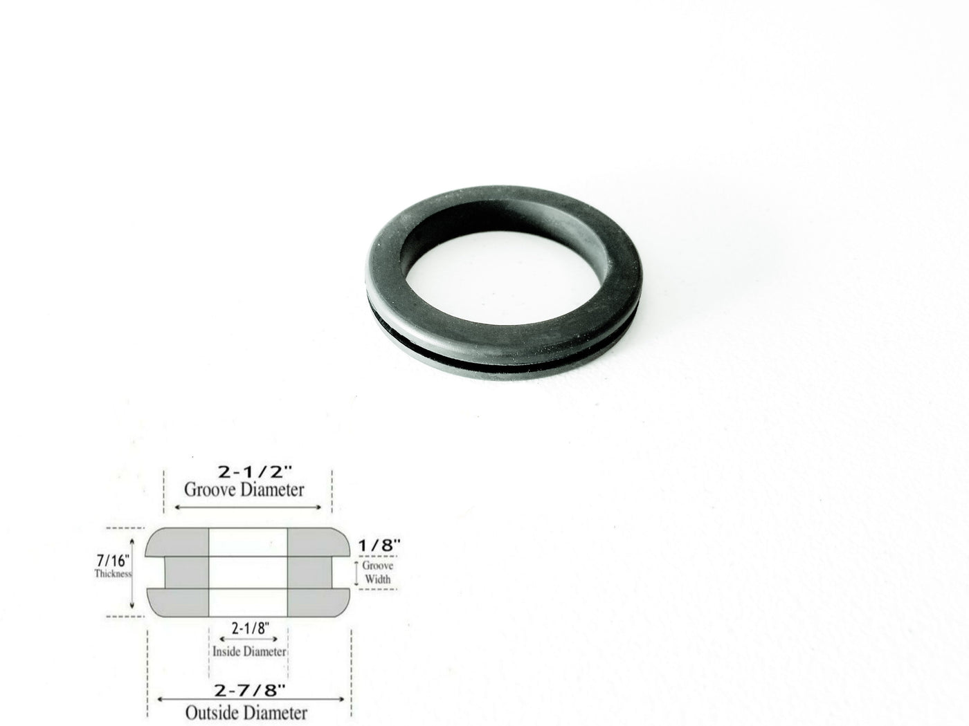 """24  Large Size Hard Rubber Bumpers– """"Rubber Feet"""" 7//8/"""" Diameter"""