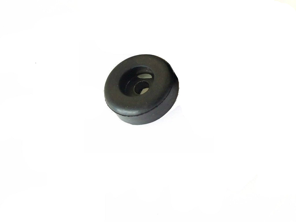 "1-1/2"" * 5/8"" Recessed Rubber Bumper Feet + Metal Washer - Rubberfeetwarehouse - 1"