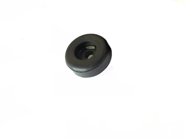 "1-1/2"" * 5/8"" Recessed Rubber Bumper Feet + Metal Washer"