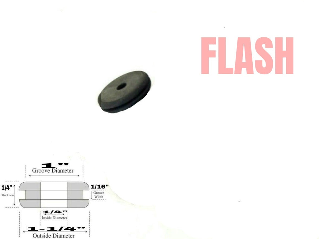 Rubber Grommet - RG14114 - Rubberfeetwarehouse