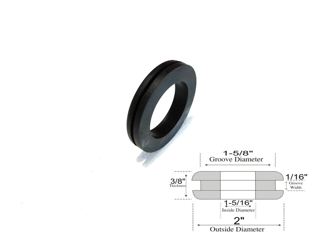 Rubber Grommet RG1511615838 - Rubberfeetwarehouse