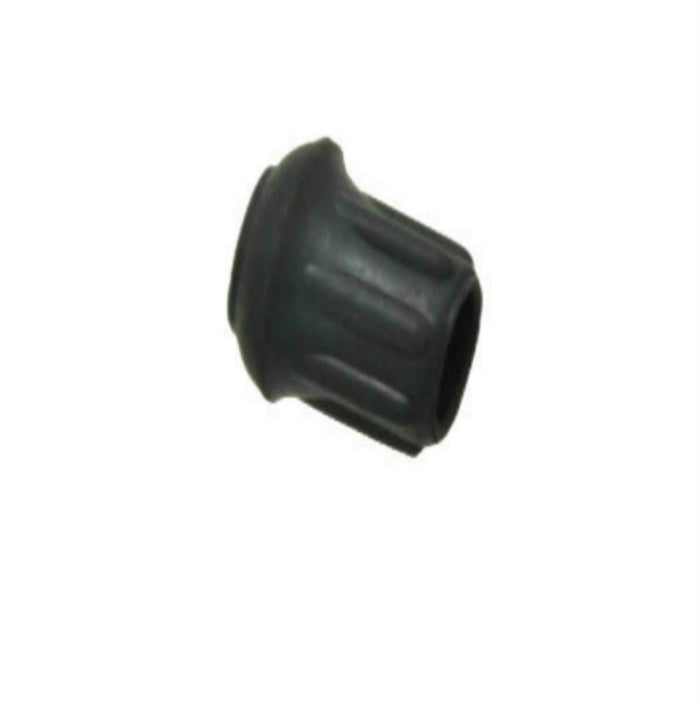 "1/2"" ID Rubber Tip/End/Feet For Cane,Crutch,or Walkers"