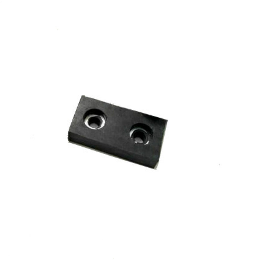 Rectangular Rubber Bumper Pad