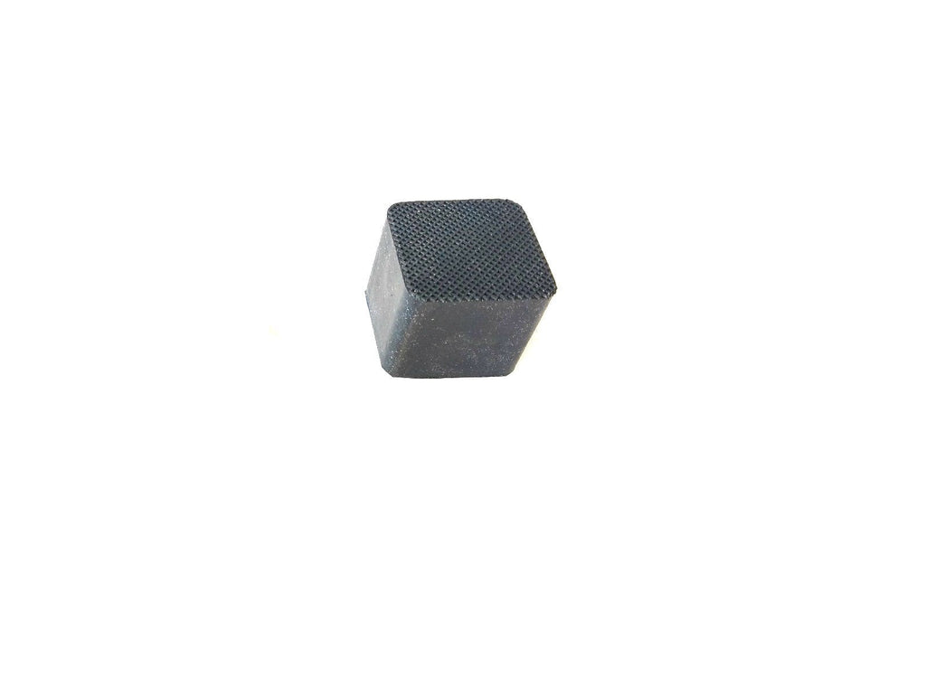Square Rubber Cap - Rubberfeetwarehouse