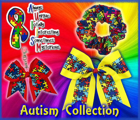 The Ultimate Bow - Autism Collection