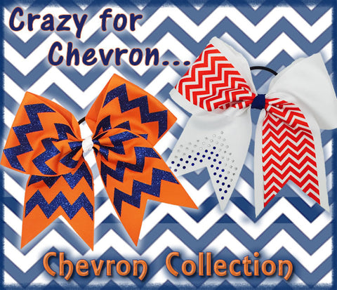 The Ultimate Bow - Chevron Collection
