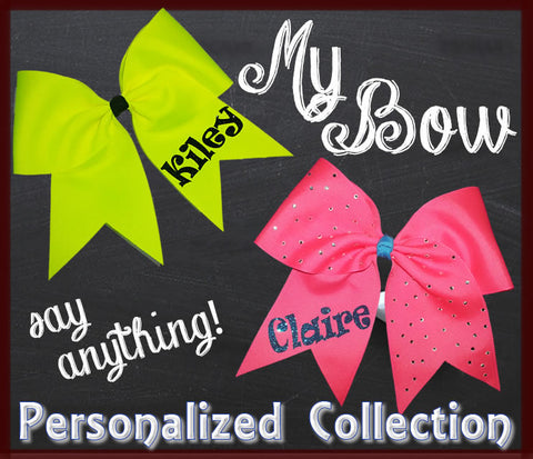 The Ultimate Bow - Personalized Collection