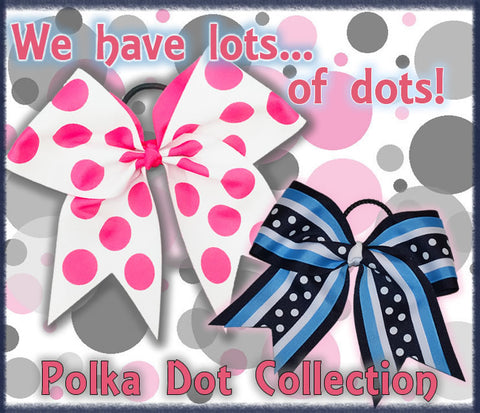 The Ultimate Bow - Polka Dots Collection